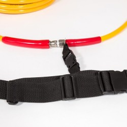 Image from Air Line Tow Belt Replacement for Hookah Dive System