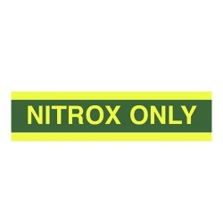 Image from Trident Pony Bottle Nitrox Sticker