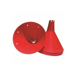 Image from Zookeeper Funnels - Pack of 4