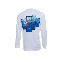 Image from Native Outfitters Tuna DRiQ UPF 50+ Long-Sleeve Sunshirt (Men's)