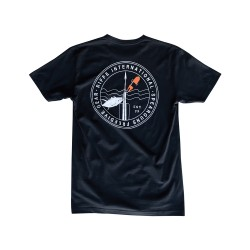 Image from Riffe Tombstone Short-Sleeve T-Shirt (Men's) - Black