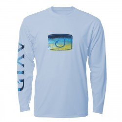 Image from AVID Tuna Fish Fill AVIDry Long Sleeve Sun Shirt 50+UPF