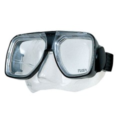 Image from Tusa Liberator Plus Scuba Mask Black