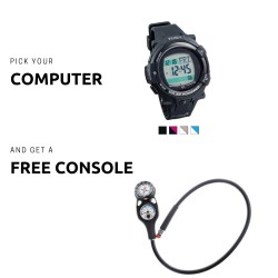 Image from TUSA DC Solar Link Wrist Computer with FREE Platina Console