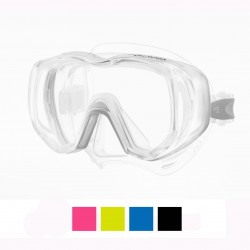 Image from TUSA Tri-Quest Panoramic Scuba Mask