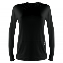 Image from Pelagic Ultratek Pro +50 UPF Long-Sleeve Hooded Sunshirt (Women's)