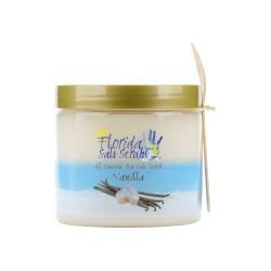 Image from Florida Salt Scrubs Vanilla 12.1 oz Jar