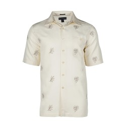 Image from Weekender Leaf Life Embroidered Button Down Shirt (Men's)