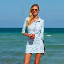 Image from Cabana Life +50 UPF Camper Dress