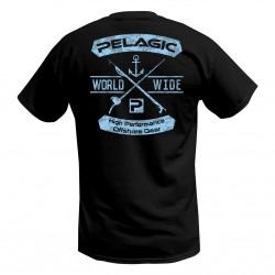 Image from Pelagic Worldwide Short-Sleeve Tee (Men's)