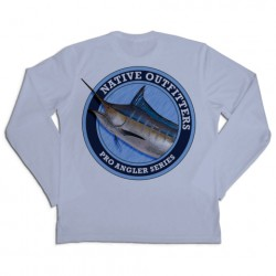 Image from Native Outfitters Marlin Pro +50 UPF Long Sleeved Sunshirt (Men's)