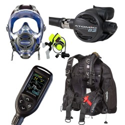 Image from Zeagle Ranger BCD SCUBA Package