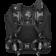 Used Aqua Lung Lotus i3 Scuba BCD front