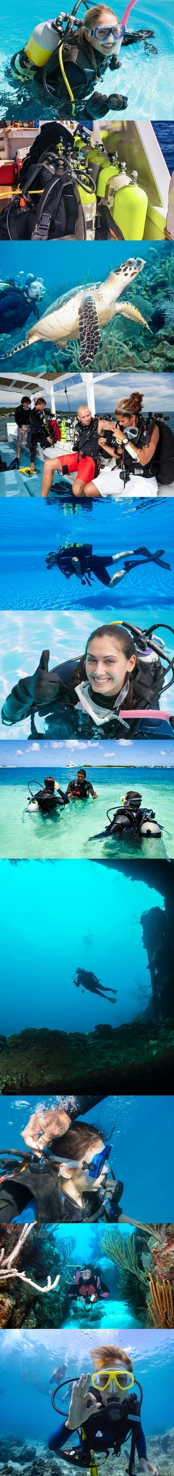 Get Scuba Certified in Ft Lauderdale