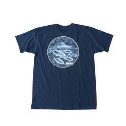 Riffe Striker Short-Sleeve T-Shirt (Men's) - Navy Blue