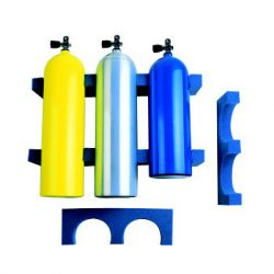 Foam Dual Cylinder Holder & Transporter