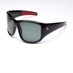 Dive Shades Maui II  Polarized Sunglasses Gloss Black