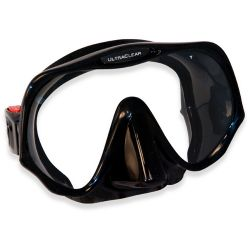 Atomic Frameless Single-Lens Scuba Mask