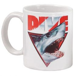 Shark Head Coffee Mug