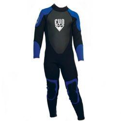 EVO Kid's 6/5/4mm Full Wetsuit
