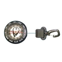 Trident Retractable Compass