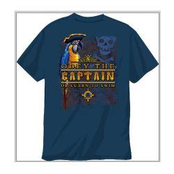Amphibious Outfitters Captain's Law T-shirt