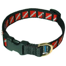 Dive Flag Medium Dog Collar
