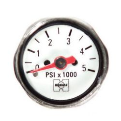 Mini Tech Pressure Gauge
