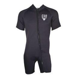EVO Unisex 3mm Front Zip Shorty Wetsuit