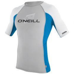 O'Neill Skins Crew 50+ UV Short-Sleeved Rashguard (Men's)