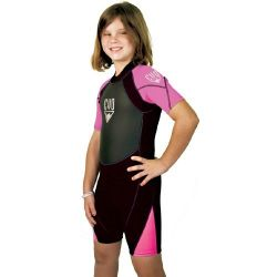EVO 2mm Shorty Wetsuit (Kids')
