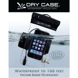 DryCASE Waterproof Bag for Portable Electronic Devices