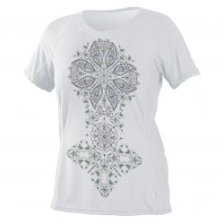 O'Neill Graphic Rash Tee +50 UPF Sunshirt (Women's)