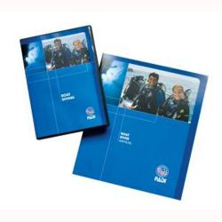 PADI Boat Diver Crew Pack with DVD