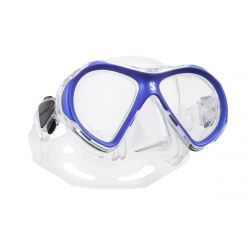 ScubaPro Spectra Mini Tempered Glass Dual-Lens Dive Mask
