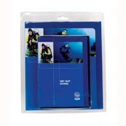 PADI Dry Suit Diver Crew Pack with DVD