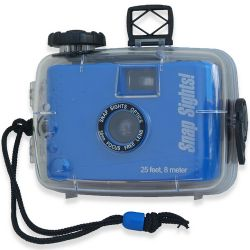 Reusable 35mm Waterproof Splash Underwater Camera