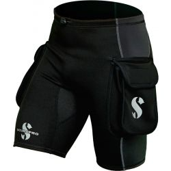 ScubaPro 1MM Hybrid Thermal Plush Cargo Shorts (Men's)