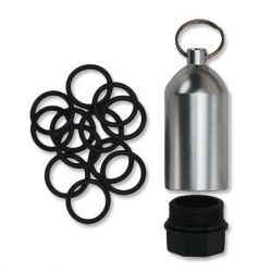 Tank Key Chain with O-Rings