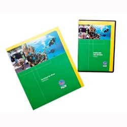 PADI ENRICHED AIR CREW PAK W/ DVD