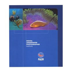 PADI UW PHOTOGRAPHER PACKAGE-English