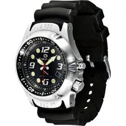 Freestyle Hammerhead Analog Dive Watch - Black
