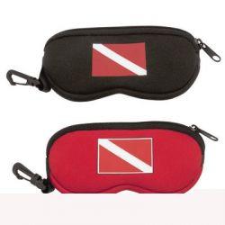 Dive Flag Eyeglass Case