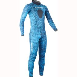 Cressi 2.5mm Blue Hunter Camouflage Wetsuit