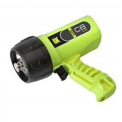 Underwater Kinetics C8 eLED L2 Flashlight (1200LM)