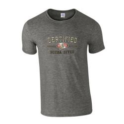 Amphibious Outfitters Certified Diver Tee