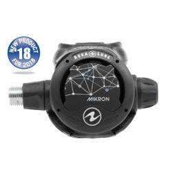 Aqua Lung Mikron Environmentally-Sealed Scuba Regulator - Yoke
