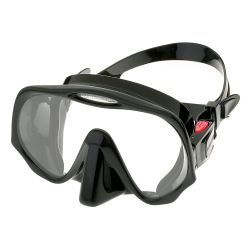 Atomic Aquatics Frameless Single-Lens Dive Mask (Medium Frame)
