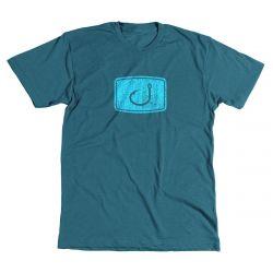 AVID Distressed Iconic Fishing T-Shirt