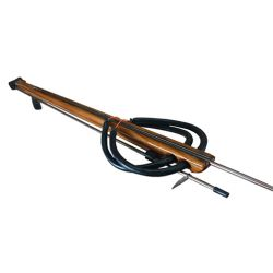 "Koah Battle Axe 58"" Teak Speargun with GoPro Mount"